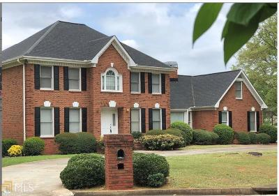 Conyers Single Family Home For Sale: 958 Sundew Dr