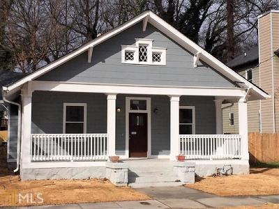 West End Single Family Home For Sale: 381 Lawton St