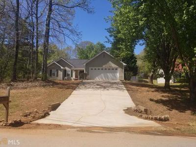Covington Single Family Home For Sale: 70 Oaklake Dr