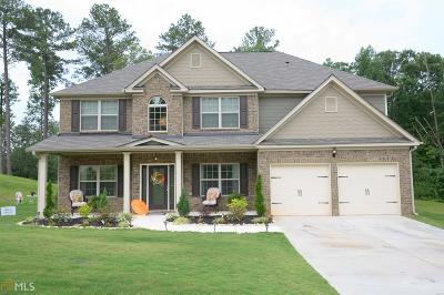 Conyers Single Family Home Under Contract: 2112 Ginger Estates Dr #61