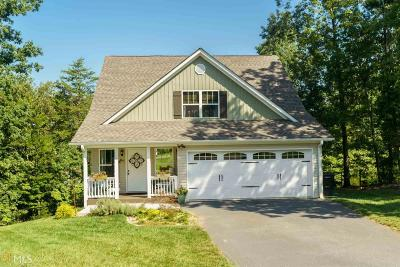 Dahlonega Single Family Home For Sale: 222 Brookwoods Ln