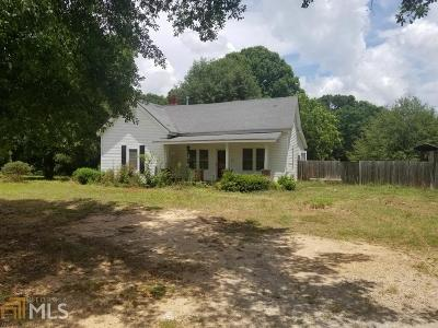 Single Family Home For Sale: 2200 Hartwell Hwy
