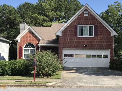 Snellville Single Family Home For Sale: 2782 Oak Meadow Ln