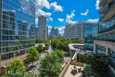 1010 Midtown Condo/Townhouse For Sale: 1080 Peachtree St #607