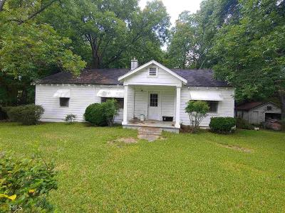 Paulding County Single Family Home For Sale: 339 Coach Bobby Dodd Rd