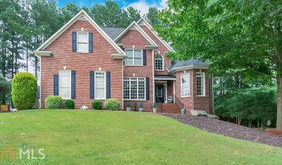 Powder Springs Single Family Home For Sale: 2737 Lost Lakes Dr