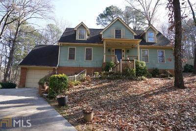 Lilburn Single Family Home For Sale: 1068 Carla Joe Dr
