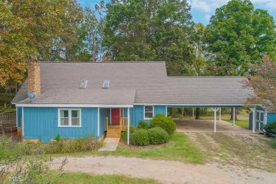 Lavonia Single Family Home For Sale: 391 Ember Rd