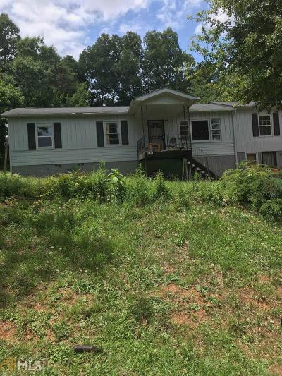 Ellenwood Single Family Home For Sale: 4707 Clemmons Dr