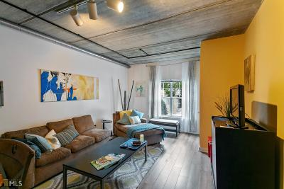 Midtown Condo/Townhouse For Sale: 800 NE Peachtree St #1014