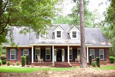 Statesboro Single Family Home For Sale: 2016 Plantation Pointe Dr