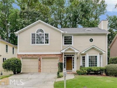 Brookhaven Single Family Home For Sale: 1119 Bailiff Ct