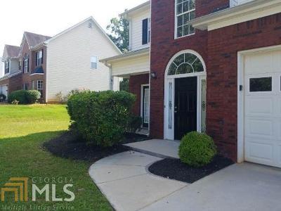 Newton County Single Family Home For Sale: 60 Landing Ln