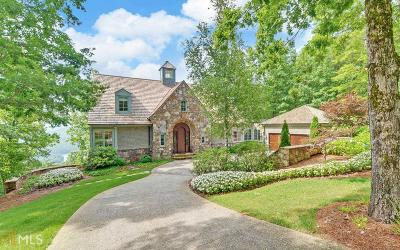 Clayton, Clarkesville, Tiger Single Family Home For Sale: 157 Grey Fox Trl