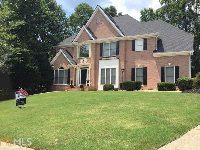 Powder Springs Single Family Home For Sale: 1430 Echo Mill Dr