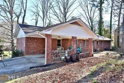 Tucker Single Family Home For Sale: 5738 Jordanaire Pl