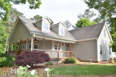 Walton County Single Family Home For Sale: 2640 Walton Downs Rd