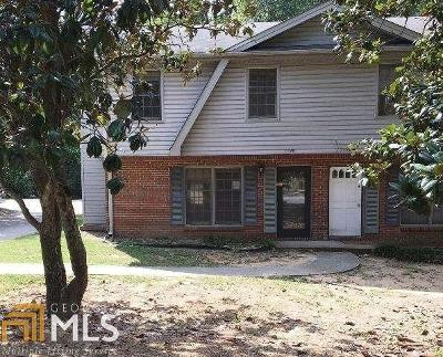 Conyers Rental For Rent: 1190 NW Forest Villa Dr