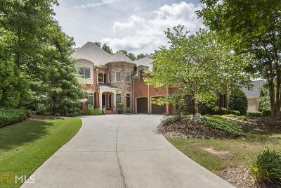 Roswell Single Family Home For Sale: 350 Plantation Way