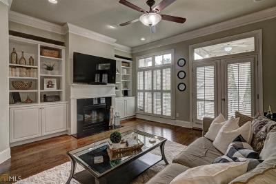 Inman Park Village Condo/Townhouse For Sale: 841 Inman Village Pkwy