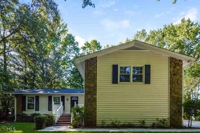 Stone Mountain Rental For Rent: 1075 Foreset Heights Rd