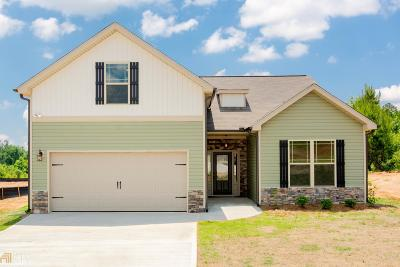 Griffin Single Family Home Under Contract: 1214 Hembree Way #65