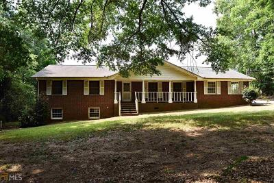 Fayetteville Single Family Home Under Contract: 117 Oak Rd