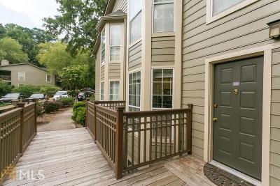 2901 Lenox Condo/Townhouse For Sale: 2901 Lenox Rd #608