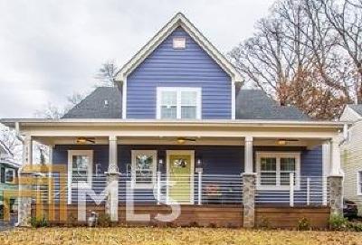 Kirkwood Single Family Home For Sale: 174 Clifton St