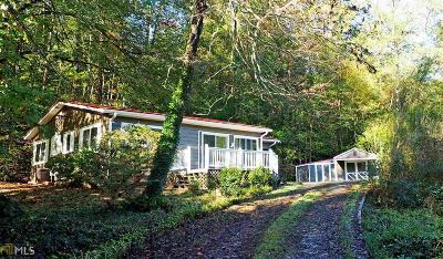 Rabun County Single Family Home For Sale: 301 Woodall