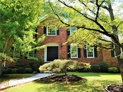 Lilburn Single Family Home For Sale: 702 Cedar