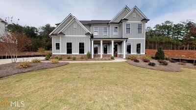 Milton Single Family Home For Sale: 1916 Freemanville Crossing Ct