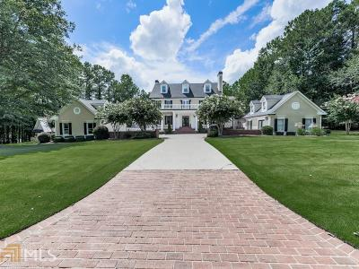 Woodstock Single Family Home For Sale: 1001 Olde Towne Ln