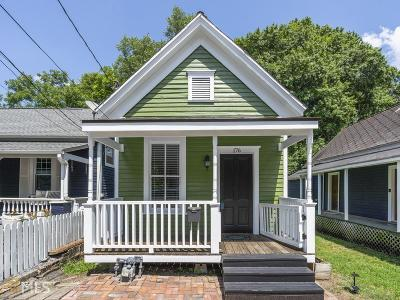 Cabbagetown Single Family Home For Sale: 176 Berean Ave