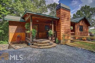 Blue Ridge Single Family Home For Sale: 57 Timber Ridge Rd