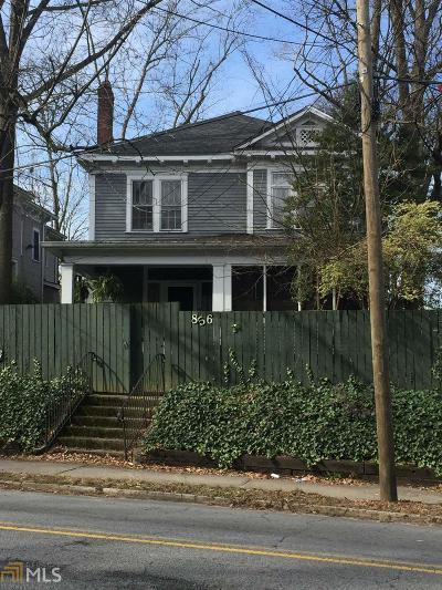 Fulton County Multi Family Home For Sale: 856 NE Monroe Dr