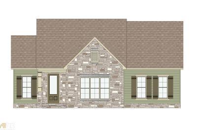 Lagrange Single Family Home For Sale: 112 Silverette Cir #Lot 30
