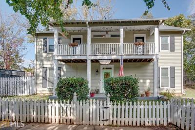 Grant Park Single Family Home For Sale: 314 Glenwood Ave