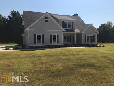 Moreland Single Family Home For Sale: Allison Rd #Lot 1
