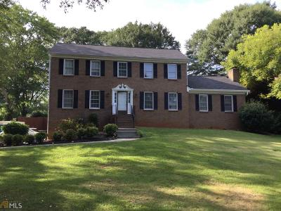 Lilburn Single Family Home For Sale: 3807 Southgate Dr