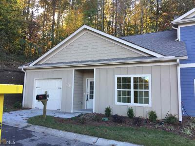 Pickens County Condo/Townhouse For Sale: 182 Towne Villas Dr