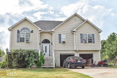 Banks County Single Family Home For Sale: 162 Buckeye Trails Dr