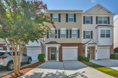 Tucker Condo/Townhouse For Sale: 2457 Ivey Crest Cir
