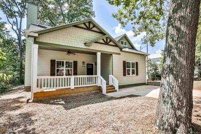 Sylvan Hills Single Family Home For Sale: 1775 Melrose Dr