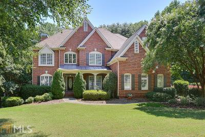 Suwanee Single Family Home For Sale: 124 Riverview