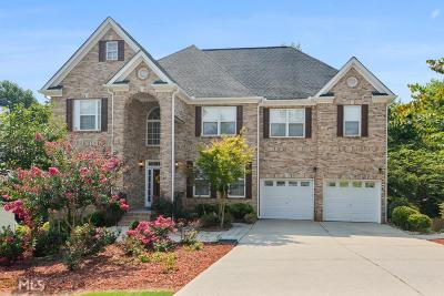 Douglasville Single Family Home For Sale: 3365 Lake Valley Way