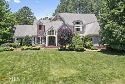 Alpharetta, Milton, Roswell Single Family Home For Sale: 940 Pleasant Hollow Trl