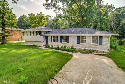 College Park Single Family Home For Sale: 4605 Kent Rd