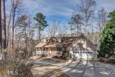 Butts County, Newton County, Jasper County Single Family Home For Sale: 686 Eagle Dr