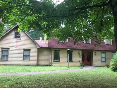 Lilburn Single Family Home For Sale: 5083 Fox Forest Cir